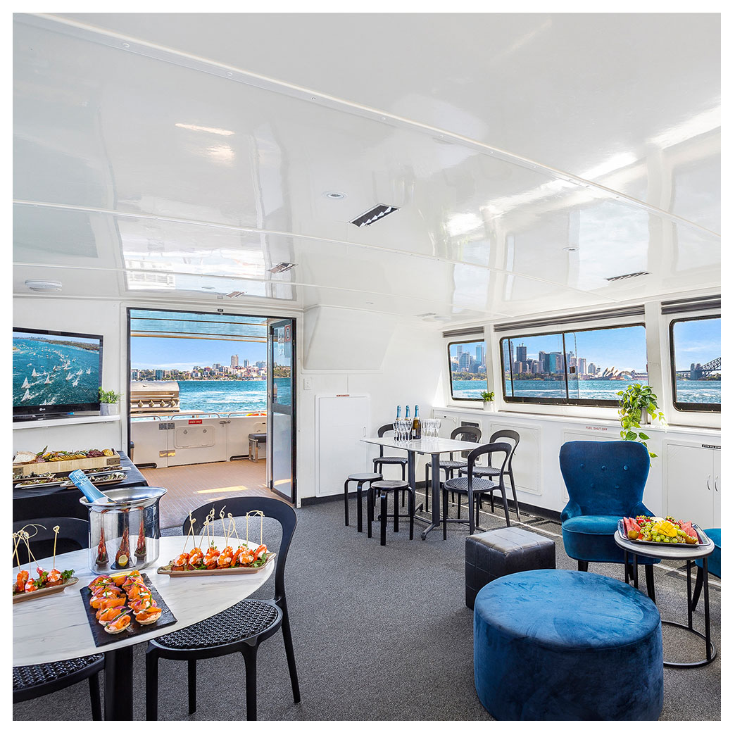 Fleetwing II - Private Boat Hire - Sydney Harbour