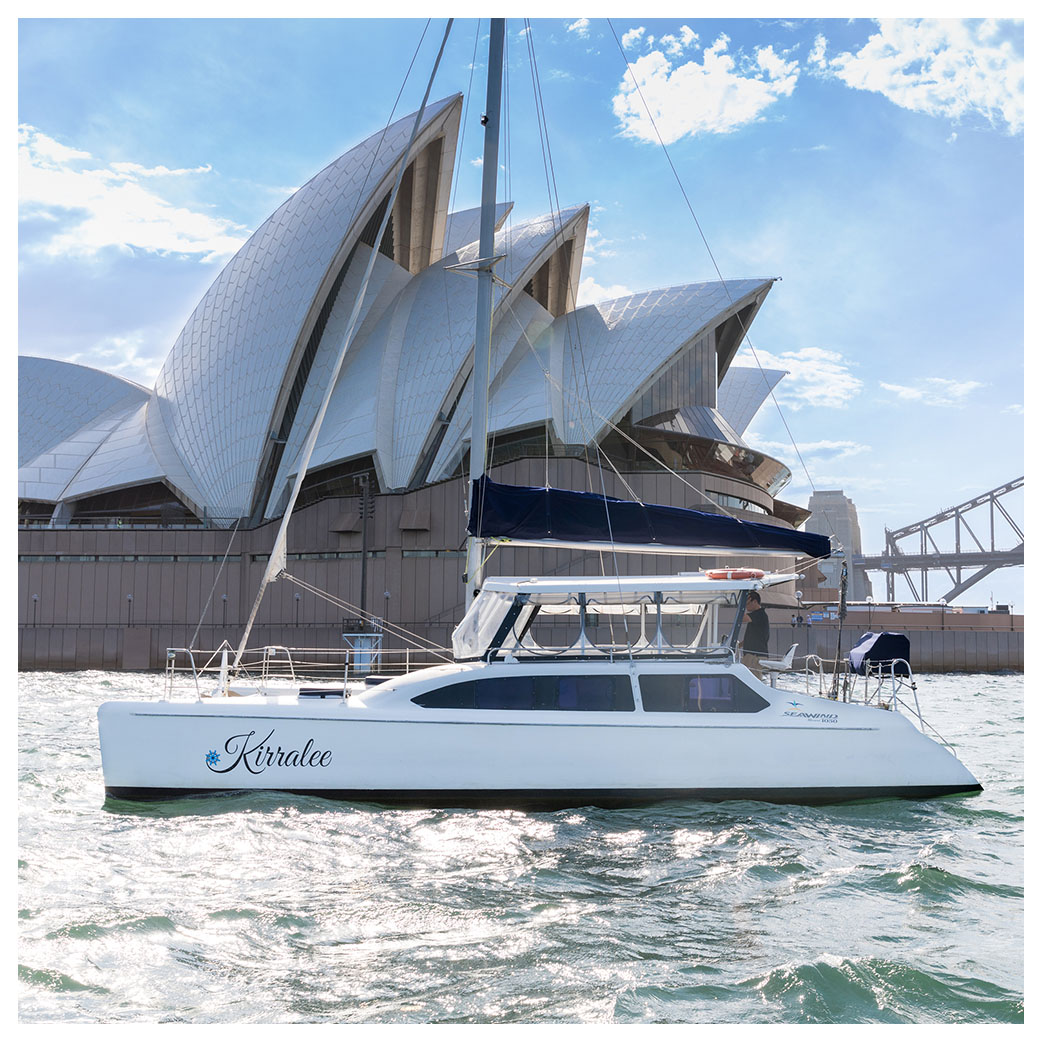 Kirralee - Private Boat Hire - Sydney Harbour