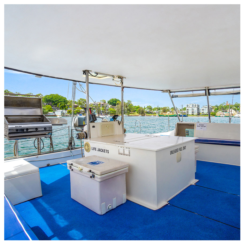 Nevaeh - Private Boat Hire - Sydney Harbour
