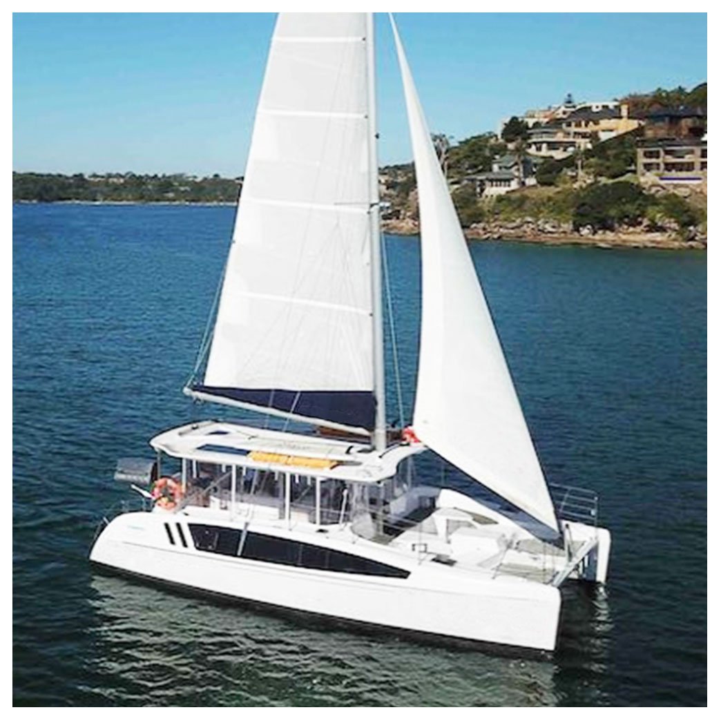 Seawind 1160 - Private Boat Hire - Sydney Harbour